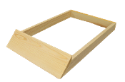 #W185  10-Frame Hive Stand Unassembled $12.50