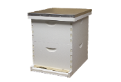 #H116 10-Frame Double Deep Hive Painted $130.80