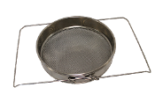 #B535 Stainless Steel Double Sieve    $43.95