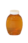 #P945  Thin Plastic Jars 12 oz. (12) $11.45