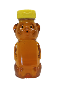 #B940 24 oz. Flat Front/Back Bears (Case of 10)