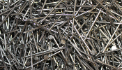 "#N205   1/2 lb. 1-1/4"" Frame Nails (approx. 575)  $4.95"