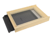 #P575   10-Frame Screened Bottom Board w/Oil Trap   $50.90