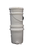 #B510  5-Gallon Bucket Strainer & Bottler  $79.50