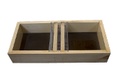 #F507  5-Frame Nuc Wooden Hive Top Feeder  $22.95