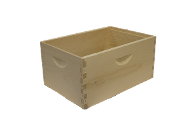 #C800  8-Frame Commercial Hive Body Assembled   $26.75
