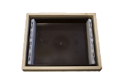 #F512  Wooden Frame for 10-Frame Plastic Hive Top Feeder $5.95